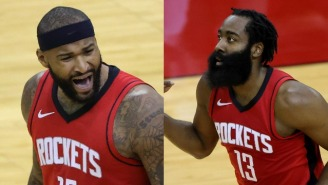 DeMarcus Cousins Rips James Harden For Treating The Rockets Locker Room Like Scum