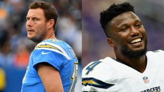 Philip Rivers Once Revealed The Secret To Having So Many Kids To Exhausted New Dad Brandon Flowers