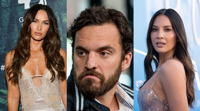 There Is A Fiery Debate On Twitter About Whether Jake Johnson Is Worthy Of The Bombshells He Pulls On 'New Girl'