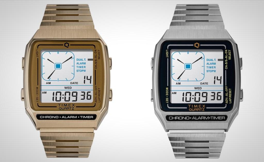 Q Timex Reissue Digital LCA
