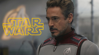 There Are RUMORS That Robert Downey Jr. Is Being Eyed For A (Possibly Villainous) Role In The 'Star Wars' Universe