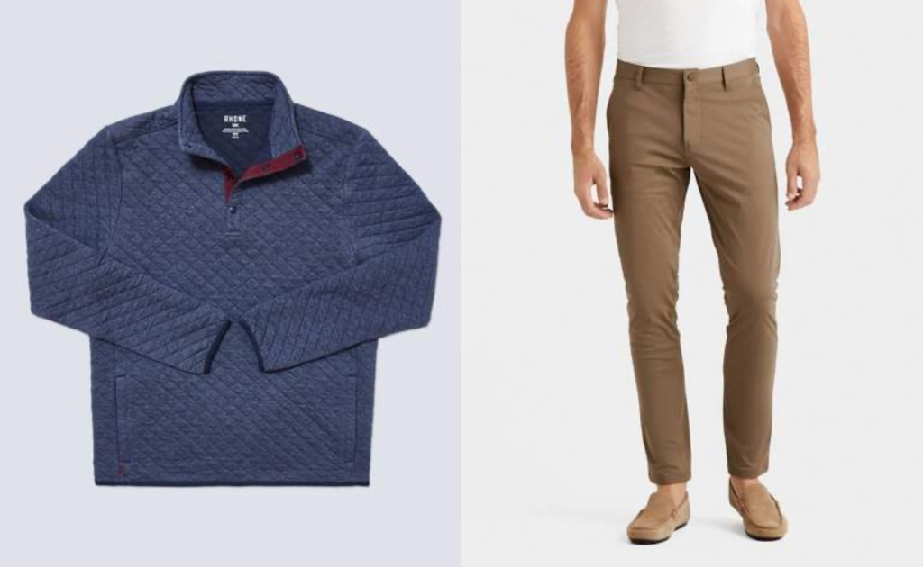 Rhone Pullover and Pants