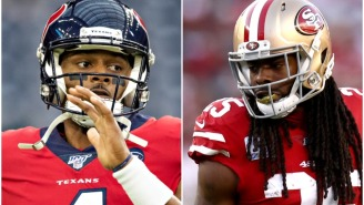 Richard Sherman Thinks Deshaun Watson Should Force A Trade To The Jets 'As Quickly As Possible'