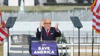 Rudy Giuliani Says 'Trial By Combat' Comment Was Just A Reference To 'Game of Thrones', The 'Very Famous Documentary'