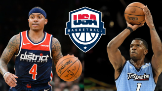 Iso Joe And Isaiah Thomas Are Getting Back To Hooping With Team USA