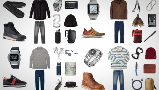 50 Things We Want This Week: Rye Whiskey, New Streetwear, Fishing Gear, And More