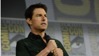 Tom Cruise Reportedly Bought Two Expensive Patrol Robots To Enforce Covid-19 Protocols On 'Mission: Impossible 7' Set