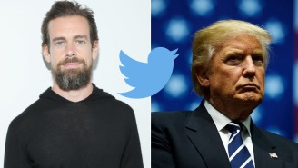 Twitter CEO Jack Dorsey Releases Statement On Decision To Ban Donald Trump