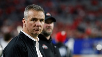 Urban Meyer's Reportedly 'Enamored' With Trevor Lawrence, So WTF's Taking The Jaguars So Long To Hire Him?