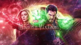 The Likelihood Of A Doctor Strange Appearance In 'WandaVision' Is Growing