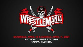 WrestleMania 37 Will Be Held At Tampa's Raymond James Stadium For Two Night Show In April, WWE Announces Future Shows In Texas, LA