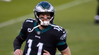With Carson Wentz Trade, 0 QBs Drafted In 1st Round From 2009-16 Are Still With Original Team