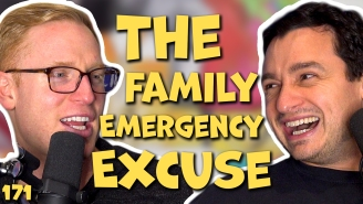 The Family Emergency Excuse, On Oops The Podcast