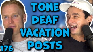 Tone Deaf Vacation Posts On Oops The Podcast