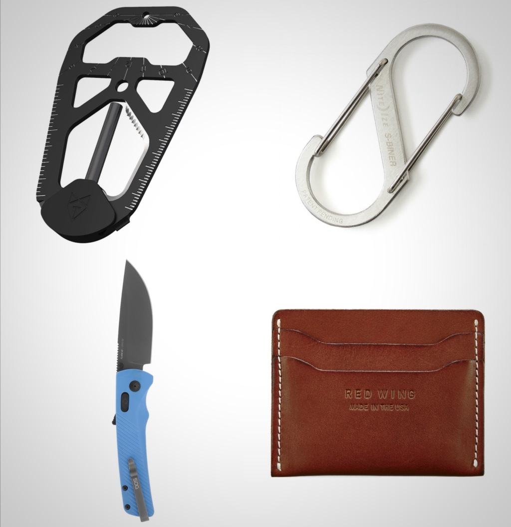 2021 must-have everyday carry essentials