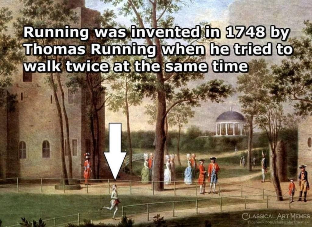 50 best memes 2021 walking invented
