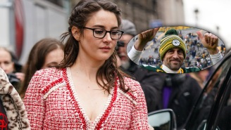 Aaron Rodgers And Shailene Woodley Have Reportedly Been Dating On The Downlow For Awhile Now
