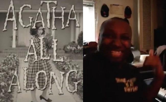 Agatha all along remix