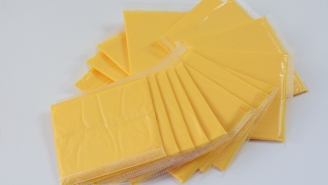 Slices Of American Cheese Is The Best Cheese Ever And Everything Else Is Pure Garbage