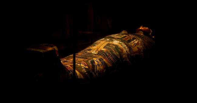 Ancient Mummies Unearthed By Archaeologists In Egypt Have Gold Tongues