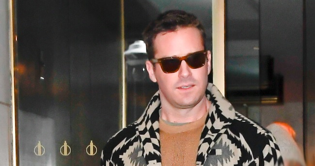 Armie Hammer Wanted To Turn Ex Paige Lorenze Into His Little Slave