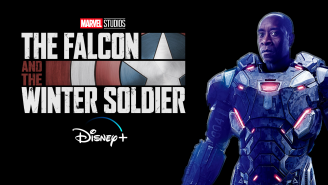EXCLUSIVE: Don Cheadle's War Machine To Appear In 'The Falcon and the Winter Soldier'