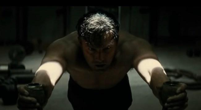 Batman Workout Batman v Superman