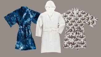 The Best Robes And Bathrobes For Every Kind Of Gentleman Out There