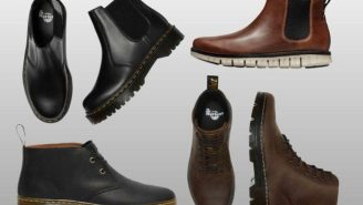 Today's Best Boot Deals: Dr. Martens and Cole Haan!