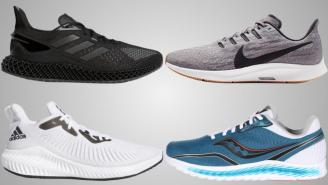 Today's Best Shoe Deals: adidas, Nike, and Saucony!