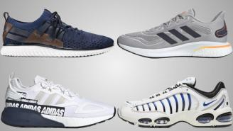 Today's Best Shoe Deals: adidas, Cole Haan, Nike, and The North Face!
