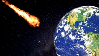 The Biggest 'Potentially Hazardous' Asteroid To Pass Earth In 2021 Is Coming Our Way At 76,980 MPH