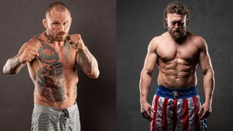 Ex-UFC Star Chris Leben Gives Prediction On Final Fight Before Retirement At BKFC's Knucklemania