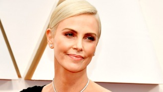 Charlize Theron Says She Would Really Like To Do A Lesbian Version Of 'Die Hard'