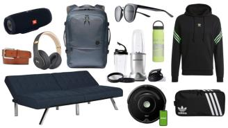 Daily Deals: Futons, Headphones, Blenders, adidas Sale And More!