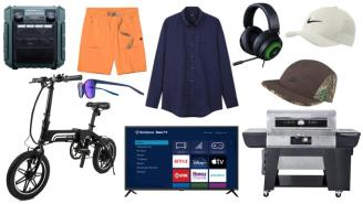 Daily Deals: Pellet Grills, Ebikes, Speakers, Lululemon Sale And More!