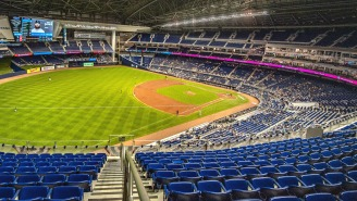 Derek Jeter Announces Capacity At Marlins Games Will Be Reduced And The Internet Had Jokes