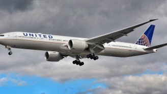 Doorbell Camera Films Jet Debris From United Flight 328 Crashing To The Ground In The Street