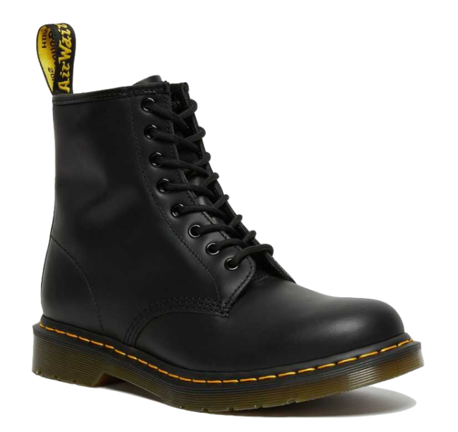 Dr. Martens 1460 Nappa Leather Lace Up Boots