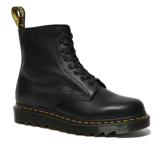 Dr. Martens 1460 Pascal Ziggy Leather Lace Up Boots