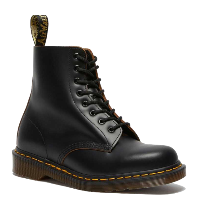 Dr. Martens 1460 Vintage Made in England Lace Up Boots