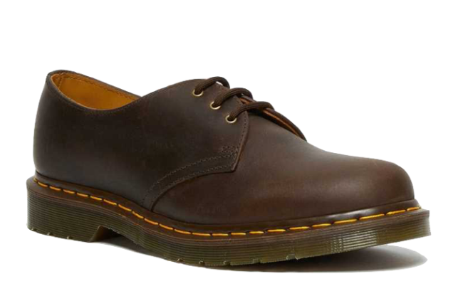 Dr. Martens 1461 Crazy Horse Leather Oxford Shoes