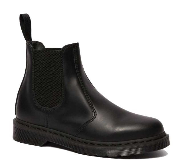 Dr. Martens 2976 Mono Smooth Leather Chelsea Boots