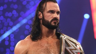 WWE Champion Drew McIntyre Laughs About Original Plan Company Had For Him And, My God, It's Terrible