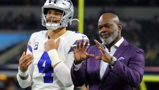 Emmitt Smith Puts Bluntly Why Dak Prescott Might Need To Move On From Cowboys