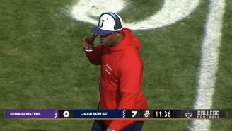 Deion Sanders Made His Coaching Debut At Jackson State In Style
