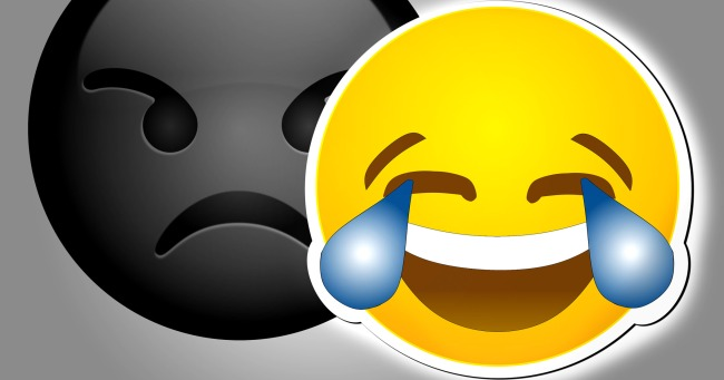 Gen Z Millennials Arguing Over Whether Laughing Crying Emoji Is Cool