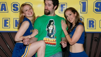 I Choose To Remember Dustin Diamond By The Way He Used To Pick Up Girls At Disneyland In The 90s