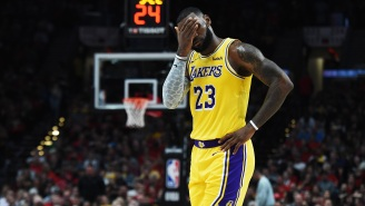 LeBron James Gets Mocked By NBA Fans After Missing Potential Game-Winning Free Throw In Lakers Loss Vs Wizards