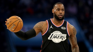LeBron James Makes Strong Comments Against The NBA Playing All-Star Game In March During Pandemic, Calls It A 'Slap In The Face'